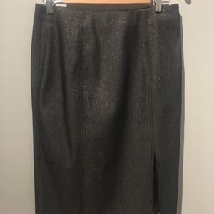 NEW Christian Dior Pencil Skirt Sz 10